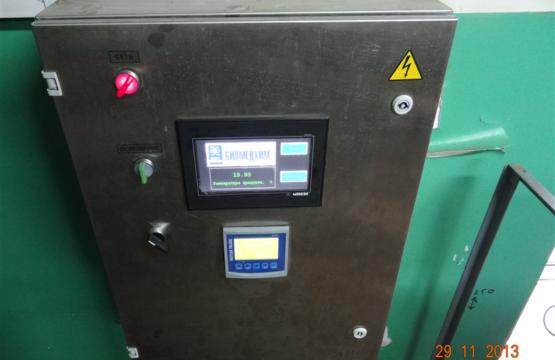 10-Блок управления ферментера (1250л)